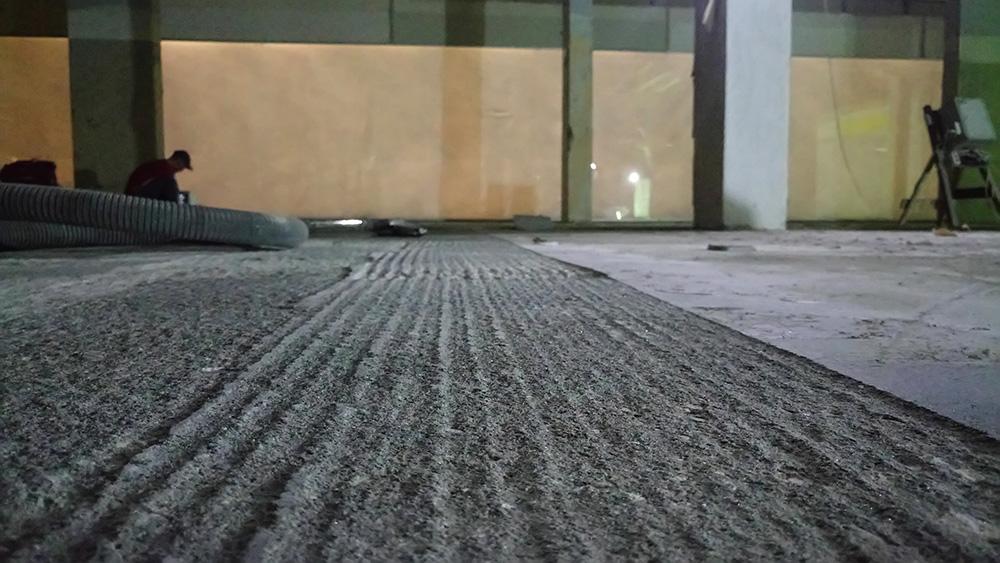 Фрезерування бетону